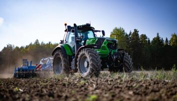 Traktorstatistikken: Opptur for Deutz-Fahr