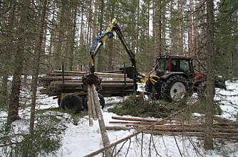 Krever svar om tømmerhengere