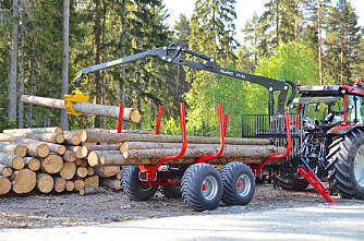 Går sammen om tømmervognsaken