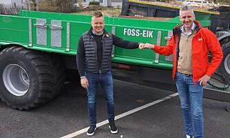 Foss-Eik er kjøpt opp