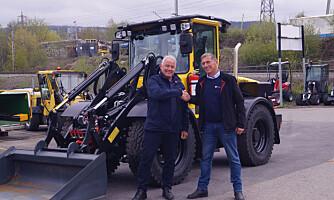 Multimaskin er kjøpt opp – og ny eier inngår samarbeid med Akershus Traktor