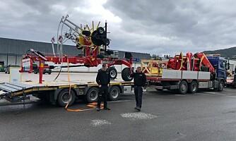Akershus Traktor etablerer seg i Steinkjer