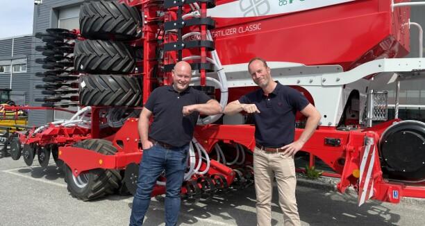 Tømte til Akershus Traktor