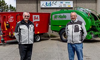 Blir produktsjef for BvL og McHale på Jæren