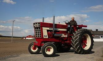International Harvester 1468– amerikansk gromlyd