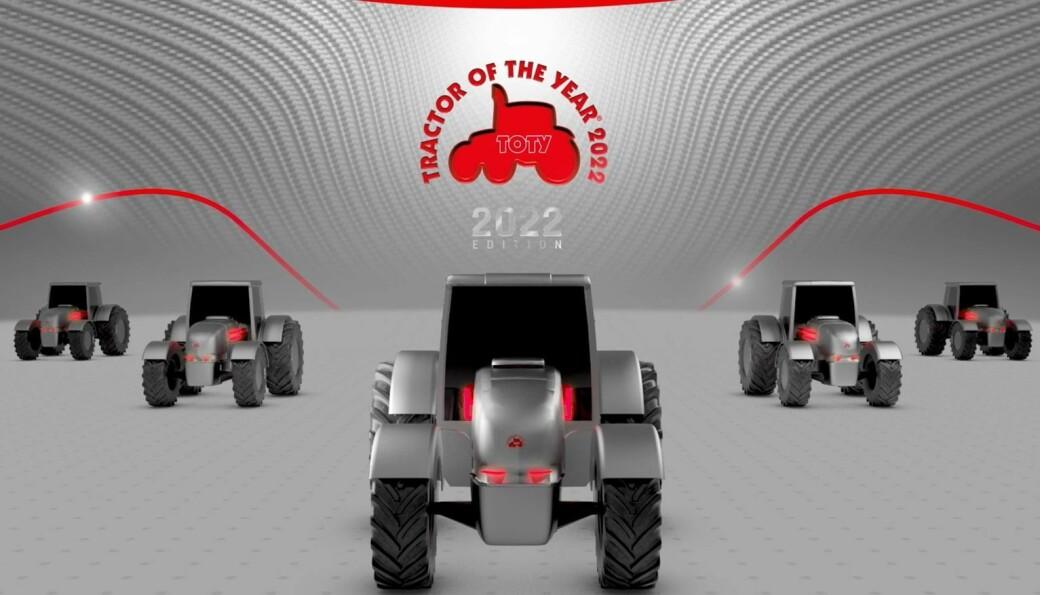 Flere spennende traktornyheter er på gang i