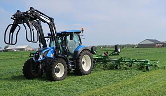 Nå er det klart hvilke traktorer Ålgård skal selge