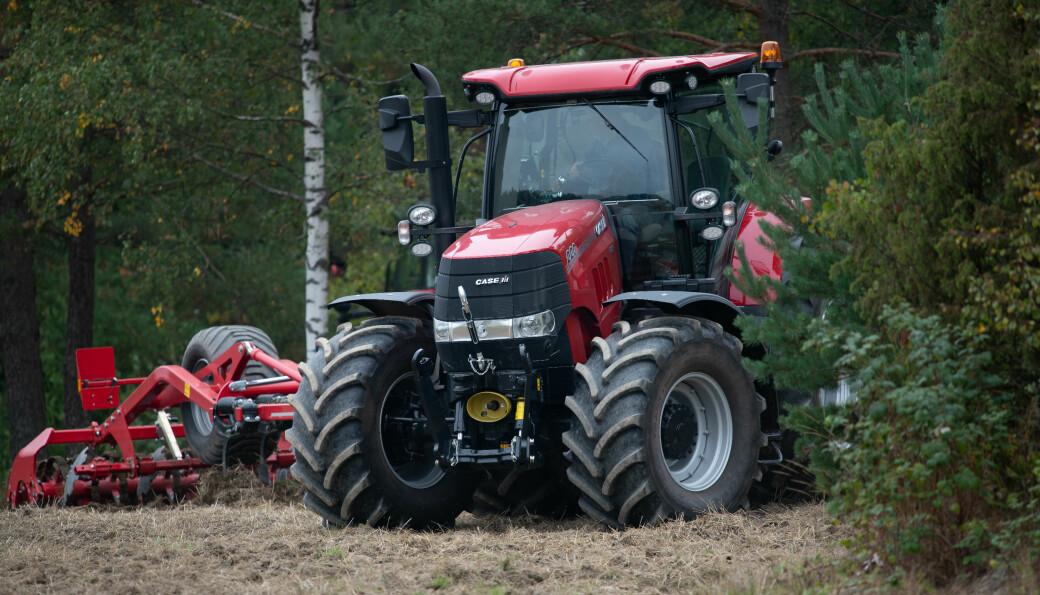 Case IH og New Holland får nå to importører i Norge.