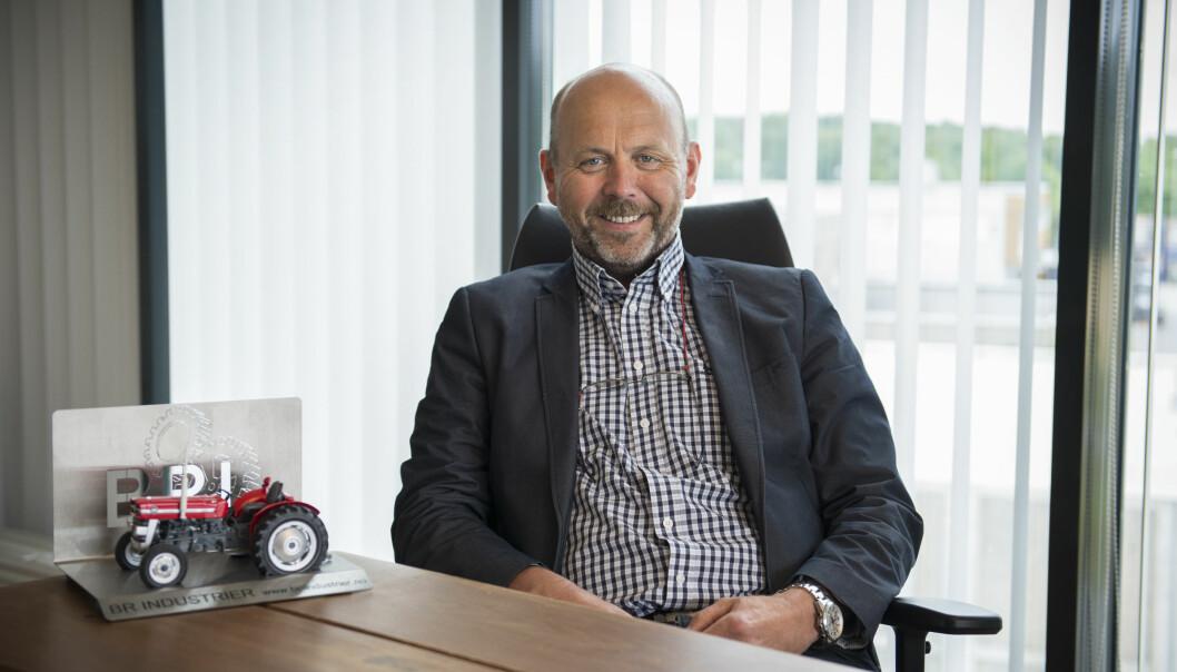 Bjørn Rygg etablerer enda et selskap for landbruksvarer