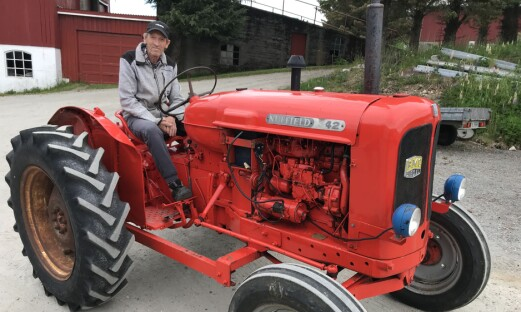 Nuffield 3/42:Traktoren som endret livet