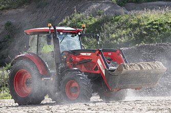 Traktorstatistikken: Zetor er tilbake på lista