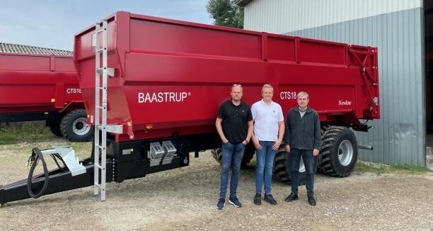 Ålgård landbrukssenter blir forhandler av Baastrup og Votech