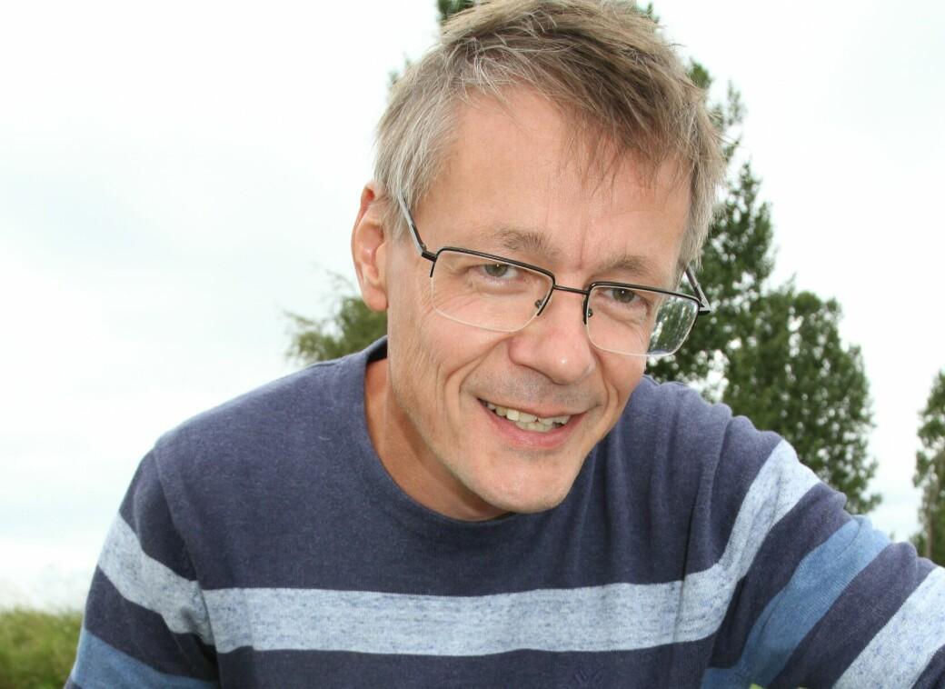 Morten Lillemo. Foto: Bo Hansen