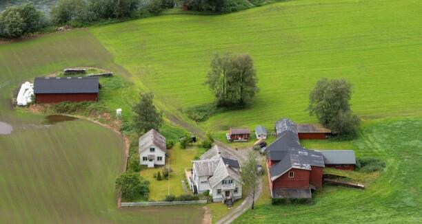 Prisboom på landbrukseiendommer