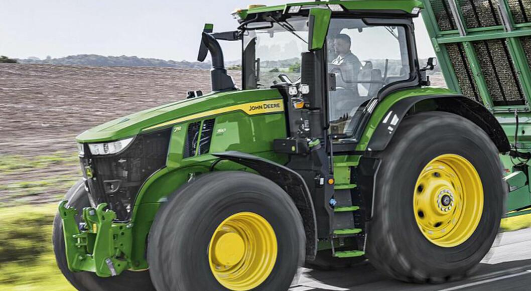 Dette er Årets traktor 2022
